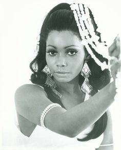 Critics called Judy Pace​ one of the most beautiful woman to ever appear on screen. (late 60s - early 70s)