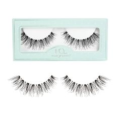 Love the look and feel of some of our wispy lashes but require the lash band and length to...