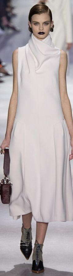 Christian Dior Collection Fall 2016 Ready-to-Wear