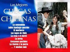 Las mejores cuecas chilenas - YouTube