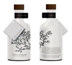 UNIVERSAL DESIGN: Olive oil pakaging / Emballage pour huile d'olive