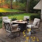 Outdoor Fire Pit Kits - contemporary - firepits - EP HENRY