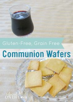 When you are living a life completely grain-free, how do you deal with gluten-filled communion wafers especially when the communion plate is passed? Have you been there? This article shows that you can actually enjoy gluten-free in a Pro-Wheat faith.