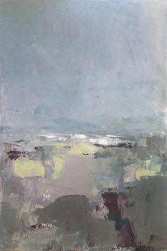 Paysage peinture Original Art sur toile / grand paysage