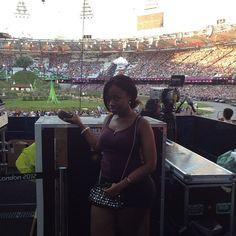 amandamandez's photo of Olympic Stadium on Instagram