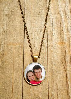 Fényképes nyaklánc, szülőköszöntő ajándék Örömanyáknak