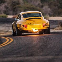 #singervehicledesign #porsche #porsche911 #flamethrower #carphotography