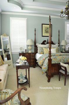 Master Bedroom by shirleystankus, via Flickr