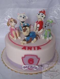 Urodzinowy+-+tort+w+galerii+prac+użytkowników+www.tortownia.pl
