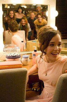 """Ellen Page as Bliss Cavendar in """"Whip It"""" (Dir. Drew Barrymore - 2009)"""