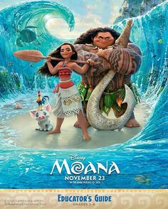 #MovieAlert - Moana: Three thousand years ago the greatest sailors in the world voyaged across the vast Pacific discovering the many islands of Oceania. But then for a millennium their voyages stopped  and no one knows why.  From Walt Disney Animation Studios comes Moana a sweeping CG-animated feature film about an adventurous teenager who sails out on a daring mission to save her people. During her journey Moana (voice of Aulii Cravalho) meets the once-mighty demigod Maui (voice of Dwayne…