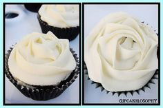 Cupcakelosophy: Cupcakes de chocolate VEGANOS!!