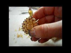 Mio primo tutorial!! incastonatura del 1/2 cristallo