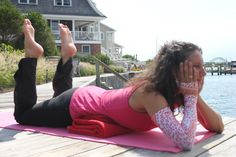 Yoga for Lymphedema http://www.breastcanceryoga.com/Yoga-For-Breast-Cancer-DVD.html