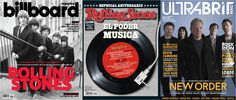 3 revistas de música - Argentina - Mayo 2014