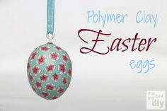 clay eggs easter - Buscar con Google