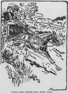 Edwardian Coach, 1904 Riding Habit, Morning News, Savannah Chat, Sportswear, Image
