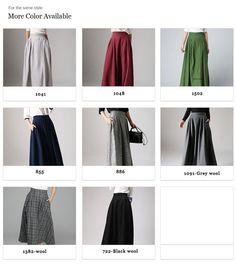 This is a long skirt for woman. Red linen skirt maxi skirt. There are two pockets on each side, there is a zipper in the right side.  * Made from linen fabric * Two big pockets on each side * zipper closure * Maxi pleated skirt * Regular fit * More color and choise * http://www.etsy.com/shop/xiaolizi/search?search_query=722   ***size*** Please check our size chart before you place an order Length approx 80 cm  SIZE GUIDE  Available in women's US sizes 2 to 18, as...