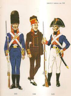 MINIATURAS MILITARES POR ALFONS CÀNOVAS Lead Soldiers, Toy Soldiers, Empire, Navy Uniforms, Military Uniforms, Fernando Vii, Independence War, French Revolution, Armada