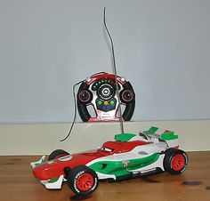 #Disney cars francesco #bernoulli remote #control car 40mhz by dickie kids toy,  View more on the LINK: http://www.zeppy.io/product/gb/2/272151392285/