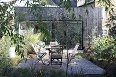 builds charred wood-clad Infill House in London garden Victorian Terrace, Victorian Homes, Small Staircase, Charred Wood, Two Storey House, Open Space Living, Small Space, Living Spaces, Garden Studio