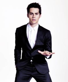 WOW! my goodness he looks good!! Dylan O'Brien Daily