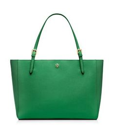 Tory Burch York Buckle Tote....open to any new bag that is good for work/my laptop