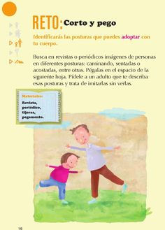 #ClippedOnIssuu from Educacion.Fisica.1er.grado.2012-2013.www.CicloEscolar.com Kids Workout, Exercise For Kids, Winnie The Pooh, Disney Characters, Fictional Characters, Author, Books, Yard Games, Journaling