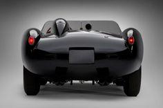 1958 Testa Rossa rear view - pretty too...
