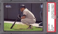 1998 Fleer Update #U19 Darryl Hamilton PSA 10 pop 1 by Fleer. $6.00. 1998 Fleer Update #U19 Darryl Hamilton PSA 10 pop 1. If multiple items appear in the image, the item you are purchasing is the one described in the title.