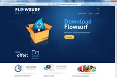 Flowsurf.net is a deadly browser hijacker that badly ruins the overall PC performance. Get rid of Flowsurf.net with simple steps mentioned here.