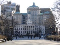 Brooklyn Borough Hall, 209 Joralemon Street, Downtown Brooklyn
