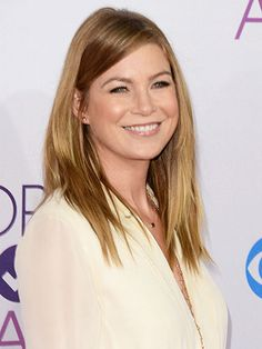 Knockout Date-Night Hairstyles: Ellen Pompeo