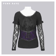 Gothic two wear T-shirt - Punk Rave