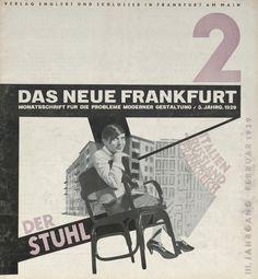 Das Neue Frankfurt Magazine