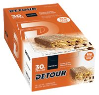Detour Oatmeal Peanut Butter Chocolate Chip by Detour - Buy Detour Oatmeal Peanut Butter Chocolate Chip 12 Bars at the Vitamin Shoppe