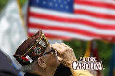 Agradecemos, honramos y respetamos a todos los Veteranos. ¡Feliz Día!