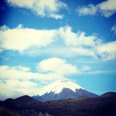 Cotopaxi volcanoe - Ecuador