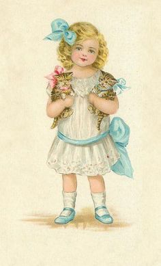 Vintage Pictures, Vintage Images, Decoupage, Birthday Postcards, Vintage Christmas Images, Children Images, Belle Epoque, Vintage Cards, Vintage Children