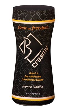 Creamy Delicious Indulgence - Guilt Free! Boresha's B-Creamy™ delights the senses with a burst of luscious vanilla flavor. As a perfectly, flavorful addition to Boresha's B-Skinny™ Coffee or your favorite cup o' joe, B-Creamy™ is an all-natural creamer with none of the sugar or fattening properties of regular cream or store-bought creamers. Made with the highest quality natural dairy proteins, 2 tablespoons provides 100 milligrams of Calcium. B-Creamy™ is available in 16 ounce bottles.