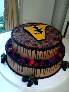 Vanderbilt Cake