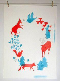 Masako Kubo, 'Nature's Circle' personal piece