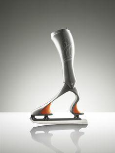Aloft | Figure Skating Prosthetic #universaldesign