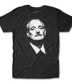 Bill Murray Shirts… Because Its Bill F*CKIN MURRAY | The Chivery Ground Beef Stews, The Chivery, Bill Murray, Ladies Golf, Tee Shirts, Mens Tops, T Shirts, Tees, T Shirt