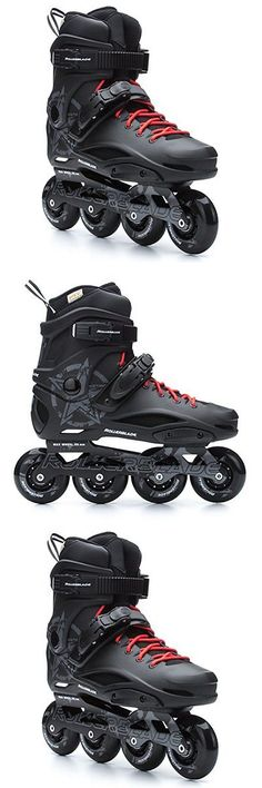 Other Inline and Roller Skating 1301: Rollerblade 2015 Rb80 Urban Utility Skate Black Us Men 7 Inline Skate, New -> BUY IT NOW ONLY: $199.69 on eBay!