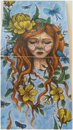 #podrugiejstroniesnu  #karolinakubikowska #coloring #relax #mondeluz