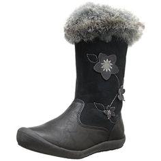 Hanna Andersson Brigitta Faux Fur Winter Boots