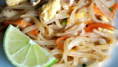 Craving Thai food on a low-FODMAP diet?  Here's a recipe for you!