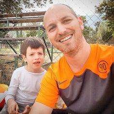 ...futbol en modo padre hijo #cosasdeniño #cosasdepapa