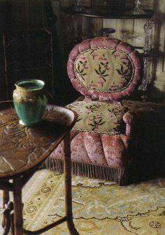 Beautiful chair !
